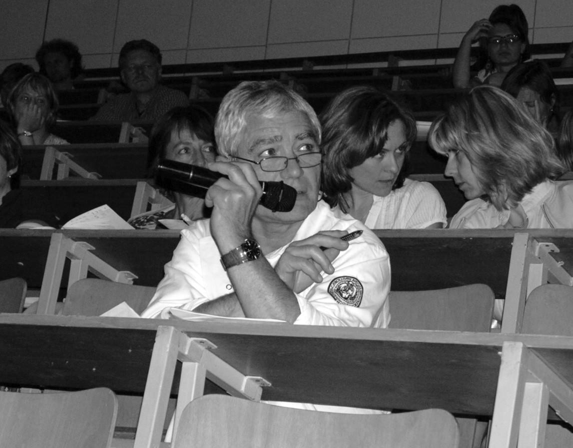 Diskuze – prof. MUDr. Jiří Šnajdauf, DrSc.