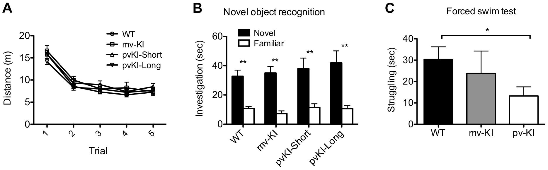 Behavioral effects of altered V1aR patterns.