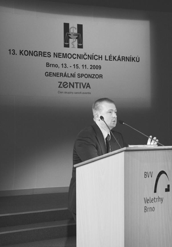 MUDr. Ladislav Kabelka z Domu léčby bolesti s hospicem sv. Josefa v Rajhradě u Brna