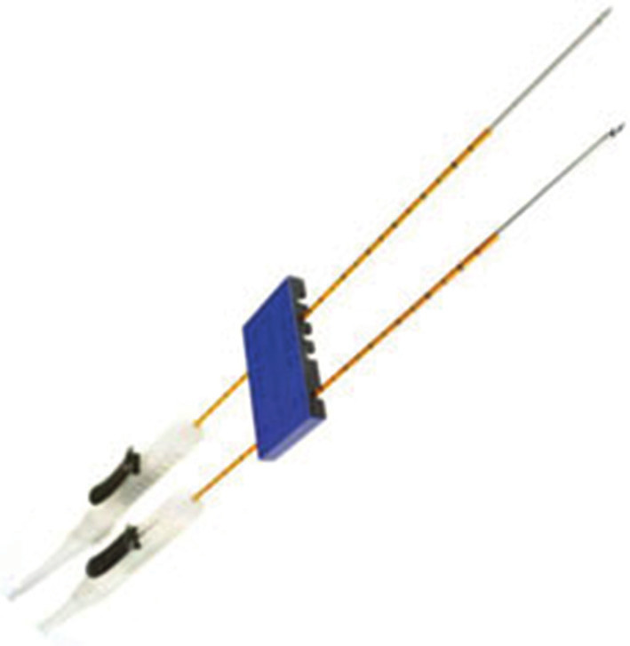 Monopolární elektrody Fig. 2. Monopolar probes