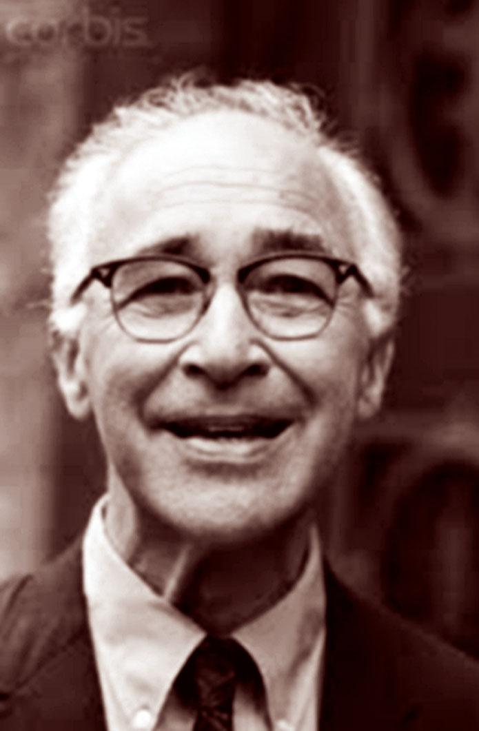 George Wald (18. listopadu 1906 – 12. dubna 1997)