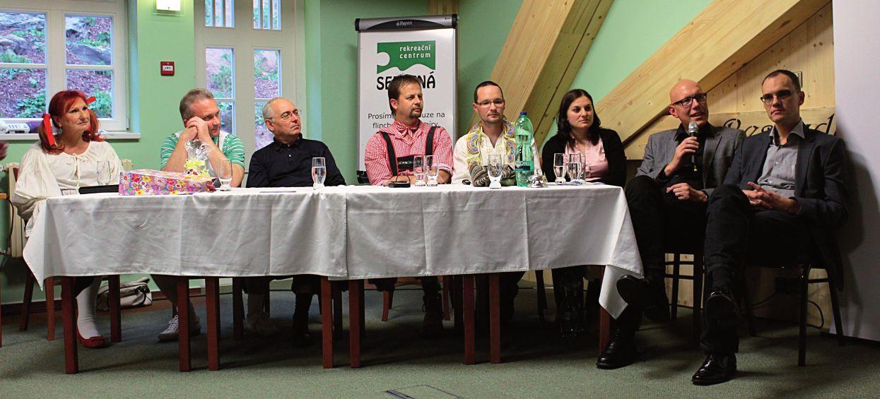 XVIII. beskydský ORL den – panelová diskuse.