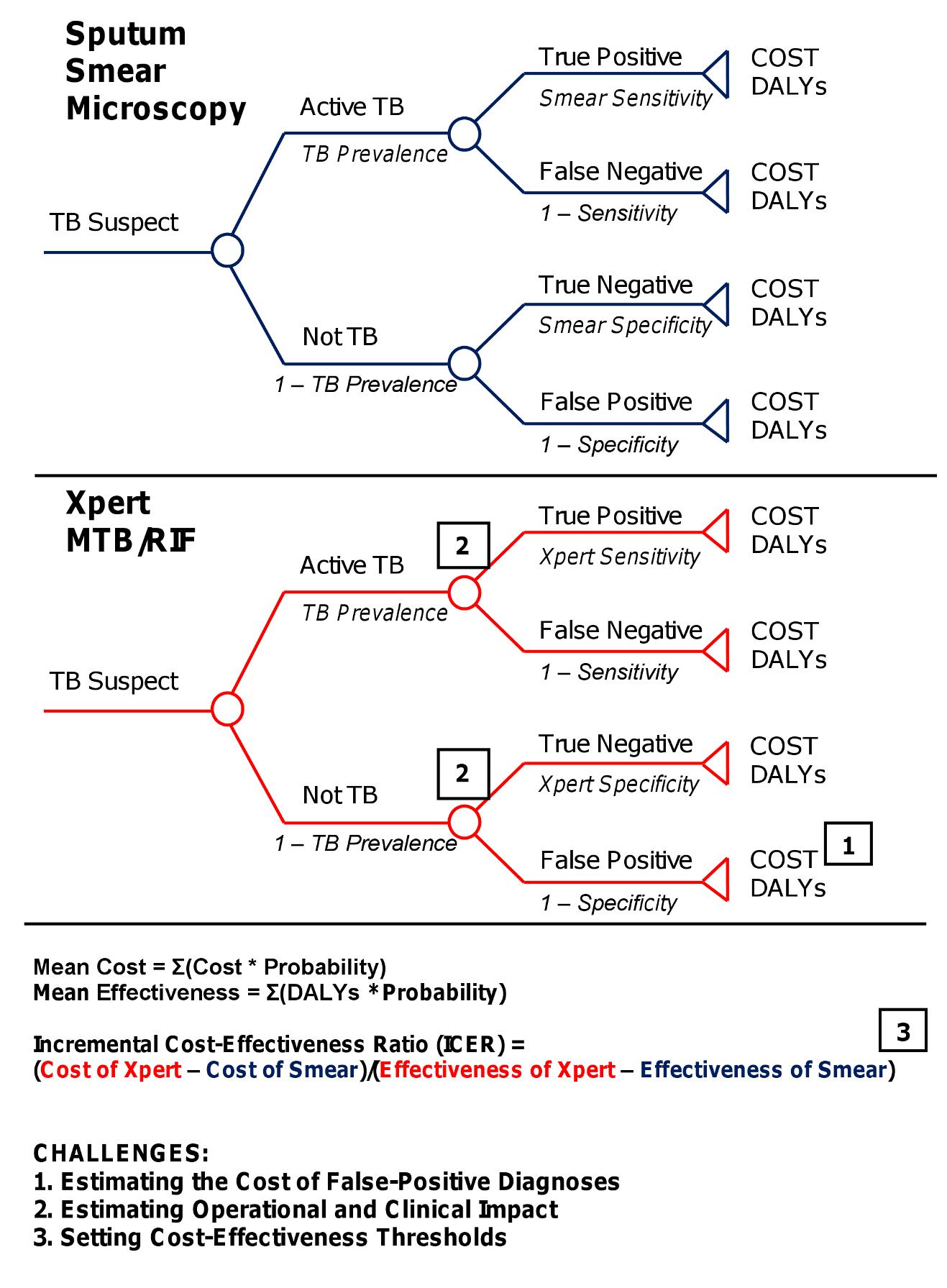 Schematic decision analysis.
