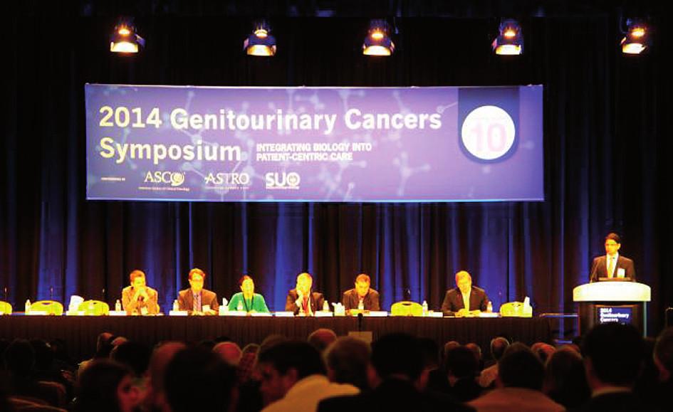 Prezentace na konferenci ASCO 2014 v San Franciscu