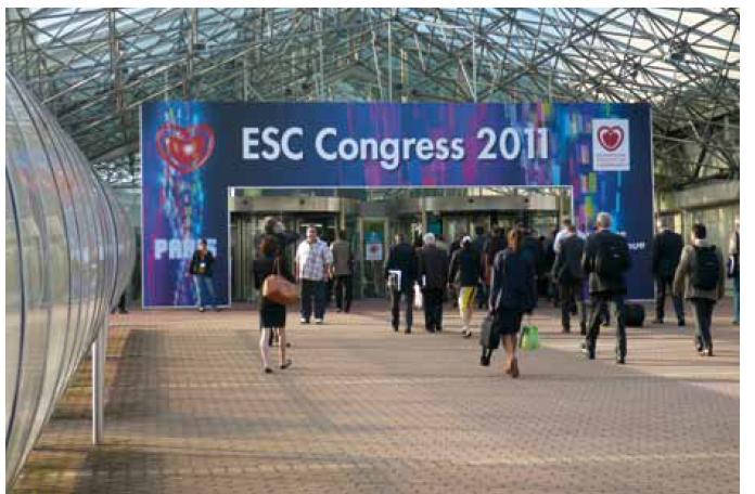 ESC kongres Paříž 2011.