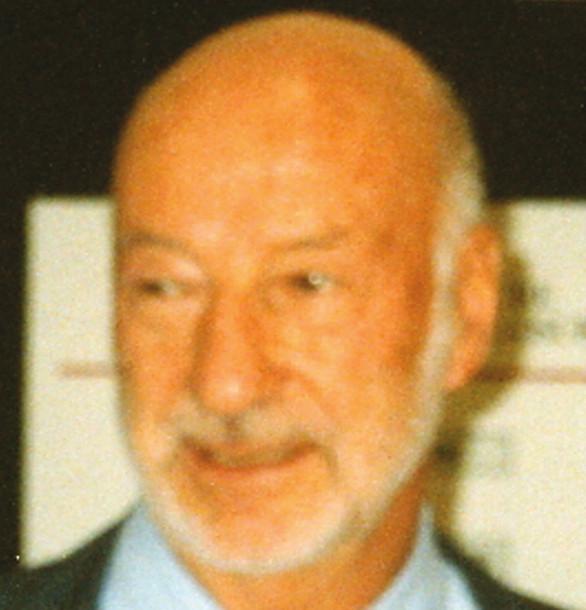 Bernhard Georg Weber (1927–2002)