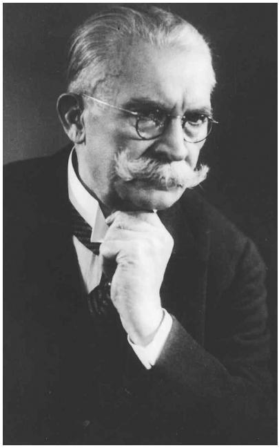 Prof. J. Jerie (foto archiv autora)