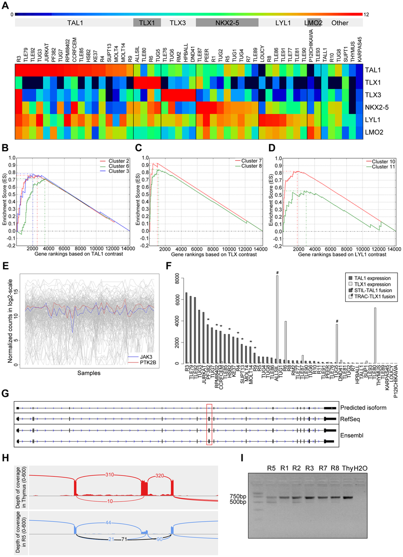 Validation and discovery using gene expression data, and <i>SUZ12</i> ATE.