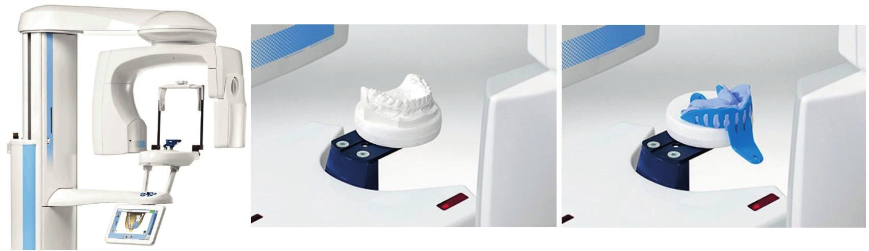 """Objemová data získaná digitalizací pomocí počítačové tomografie na přístroji Planmeca ProMax<sup>®</sup> 3D (Planmeca, Finsko) (převzato z: <a href=""""http://www.midealtech.com.tw/eng/p2-products-1a.htm"""">www.midealtech.com.tw/eng/p2-products-1a.htm</a>)."""