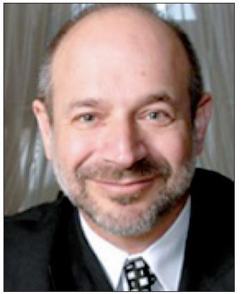 Laureát Nobelovy ceny za rok 2011, profesor Bruce A. Beutler.