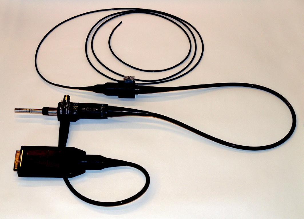 Endocytoskopická sonda