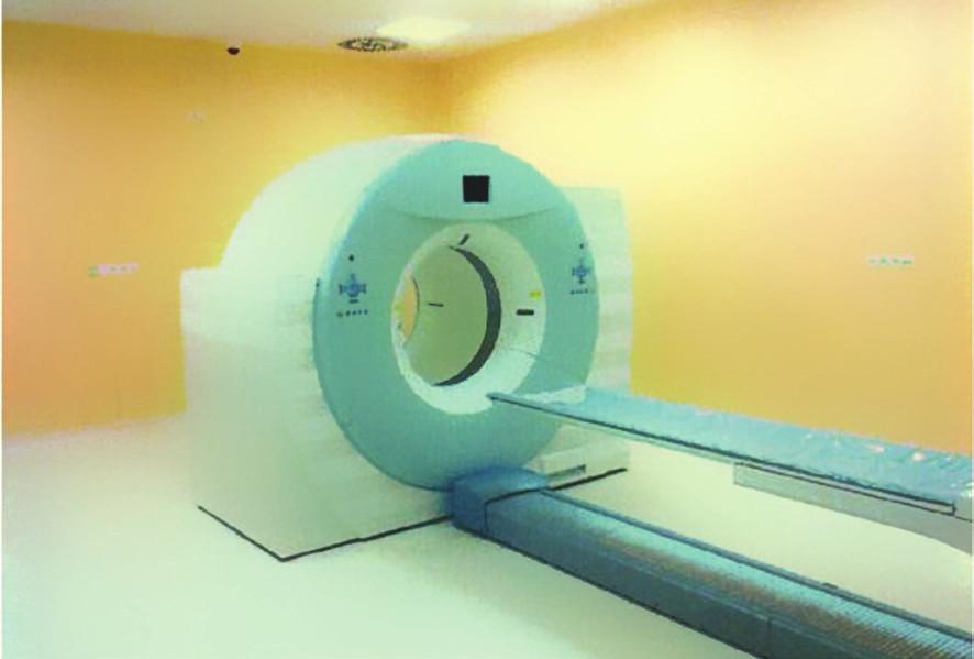 Košická prvá PET/CT kamera.
