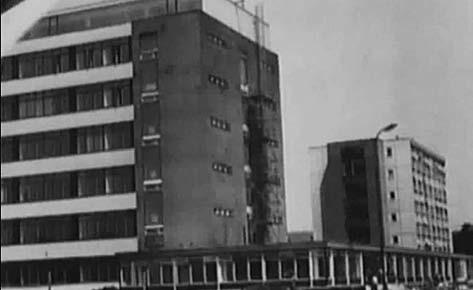 Výstavba výzkumného ústavu a administrativní budovy