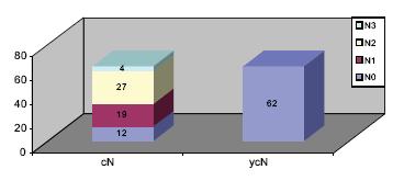 Klasifikace N souboru bez BKD.