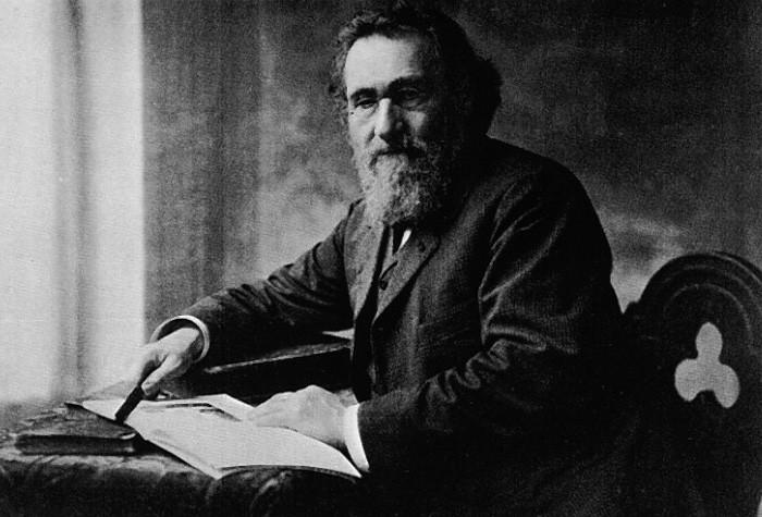 Ilja Iljič Mečnikov (Ilya Ilyich Mechnikov, Elie Metchnikoff), 1845- 1916 (převzato z Hirsch and Hirsch, 1982)
