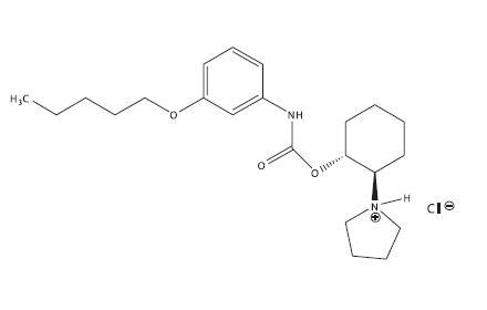 Pentakaíniumchlorid, trapenkaín, K 1902