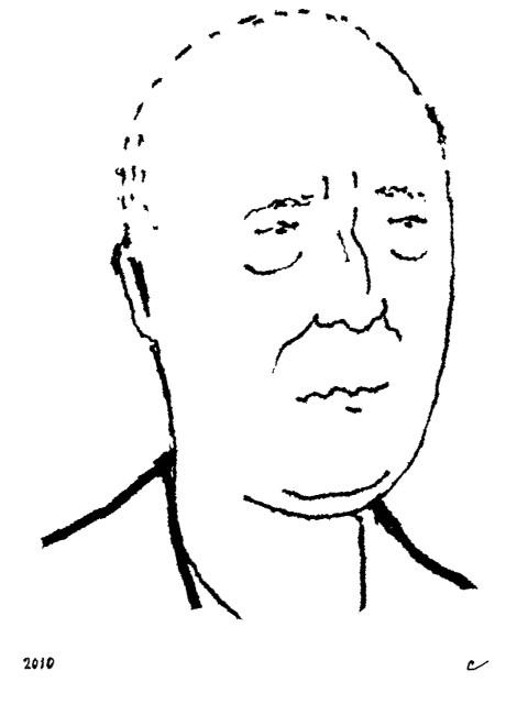 Autor kresby: Prof. MUDr. Rudolf Malec, CSc.