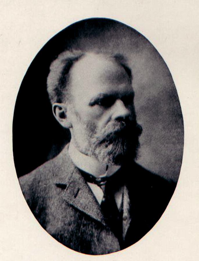 Willoughby D. Miller (1853 – 1907).
