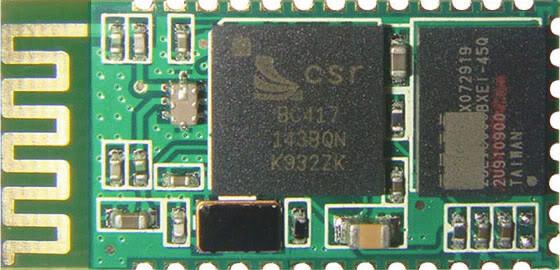 Fig. 7: Communication Bluetooth module