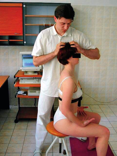 Výzkum vlivu sestavy pro šíji a hlavu segmentové techniky reflexní masáže dle Dalicha a Gläsera na autonomní nervový systém pomocí metody spektrální analýzy variability srdeční frekvence (masáž lební klenby) – laboratoř KFT FTK UP v Olomouci.