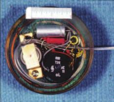 První prototyp implantovaného kardiostimulátoru byl implantován 8. října 1958. Autorem je R. Elmqvist.