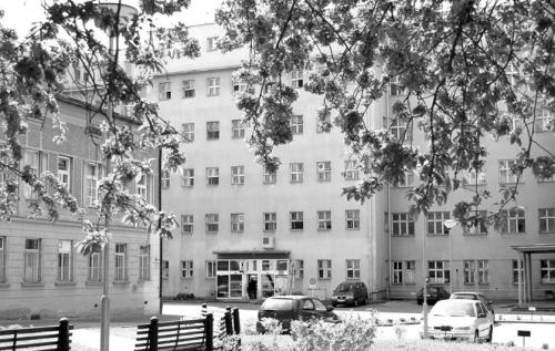 II. interní klinika LF MU a FN U sv. Anny v Brně
