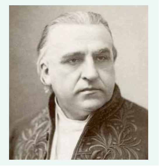 Pařížský neurolog Jean-Martin Charcot (1825–1893)
