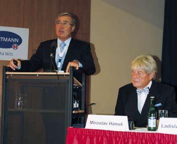 Zahajovací řeč prezidenta konference doc. MUDr. Ladislava Jarolíma, CSc.