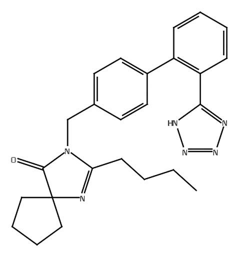 (IV) irbesartan