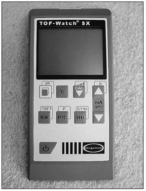 Přístroj TOF Watch® SX (Organon®)