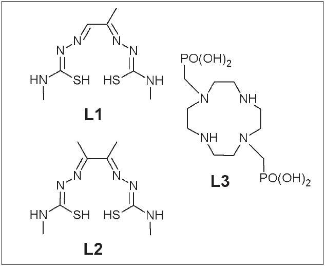 PTSM (L1), ATSM (L2) a DO2P (L3) .