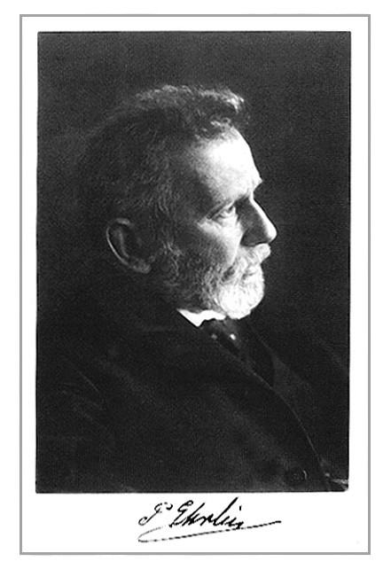Paul Ehrlich, 1854-1915 (převzato z Cruse and Lewis, 2005)
