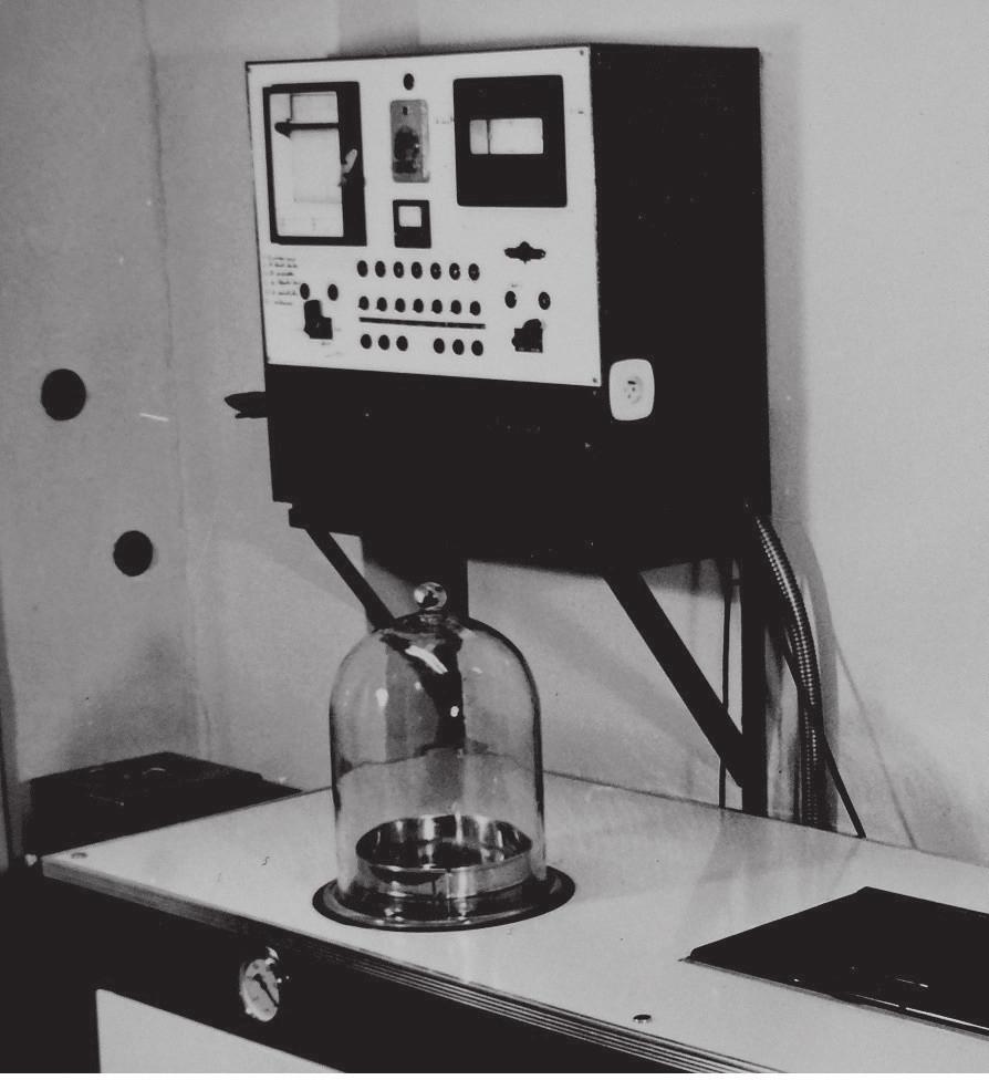 Prístroj na izoláciu alveolárneho vzduchu UZBL 1.