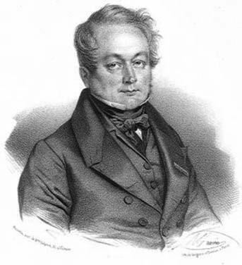 François Magendie, profesor lékařství na Collège de France a průkopník experimentální fyziologie