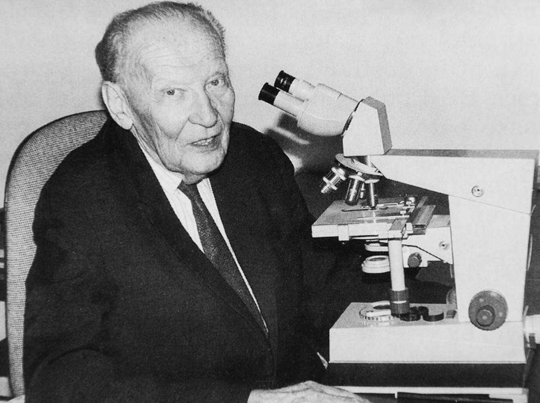 Blahoslav Bednář.