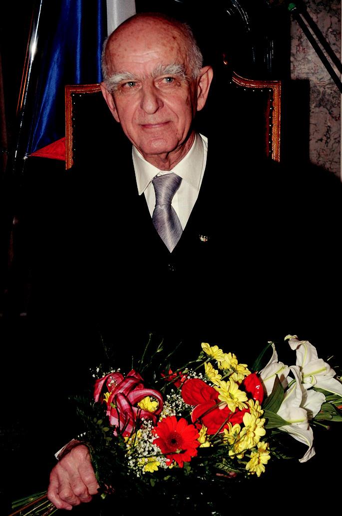 Prof. MUDr. Václav Špičák, CSc., šestnáctý Rytíř českého lékařského stavu. Foto: L. Brada
