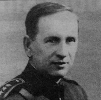Jaroslav Durych v uniformě