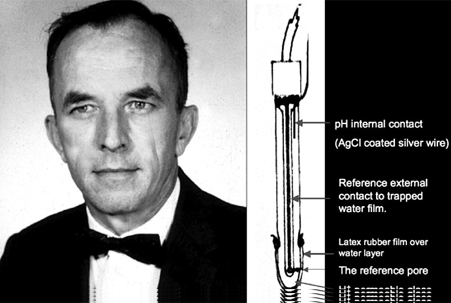 Richard Stow, Ph.D. (1916–1995), Department of Physical Medicine, Ohio State University School of Medicine, Columbus, Ohio