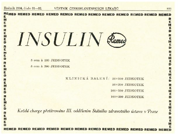 Věstník čs. Lékařů z roku 1934, č. 31–32, s. 895