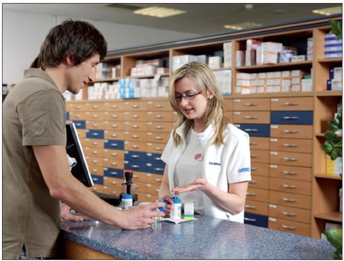 Výdej léčivých přípravků na recept