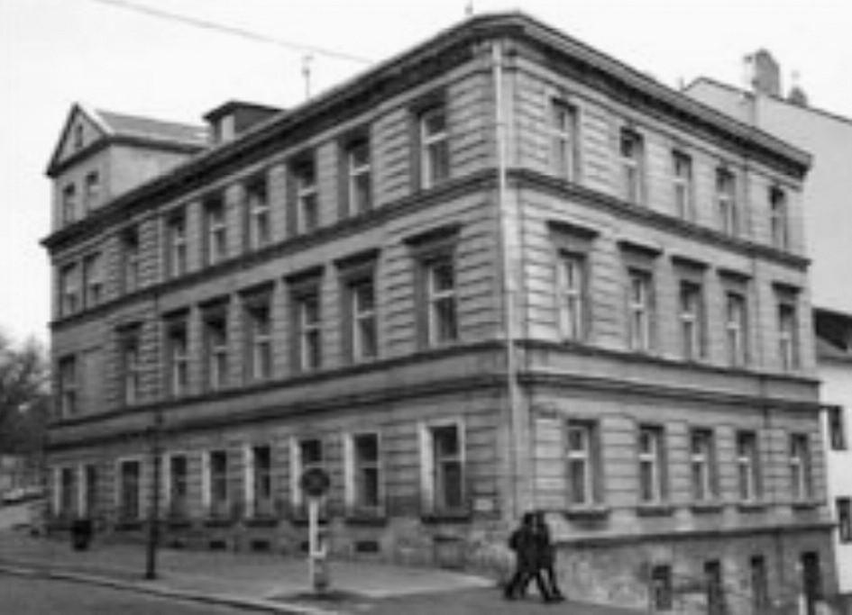 Rok 1884 – Dětská poliklinika a klinika Na křižovatce (35 lůžek)