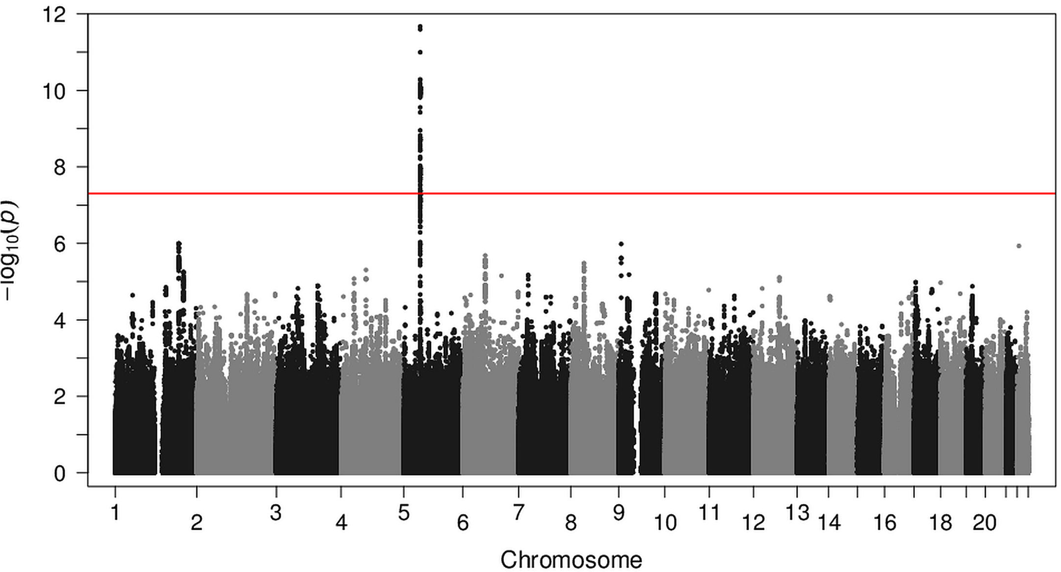 Genome-wide association scan in classic bladder exstrophy patients.