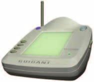 Latitude Communicator firmy Guidant (převzato z firemní prezentace Guidant 2006).