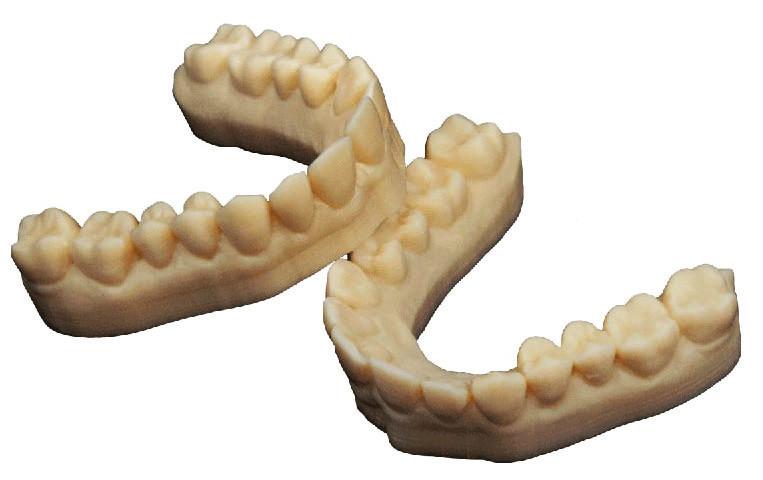 """Model z 3D tiskárny (převzato z: <a href=""""http://www.prodways.com/en/material/plastcure-model-310/"""">http://www.prodways.com/en/material/plastcure-model-310</a>)"""