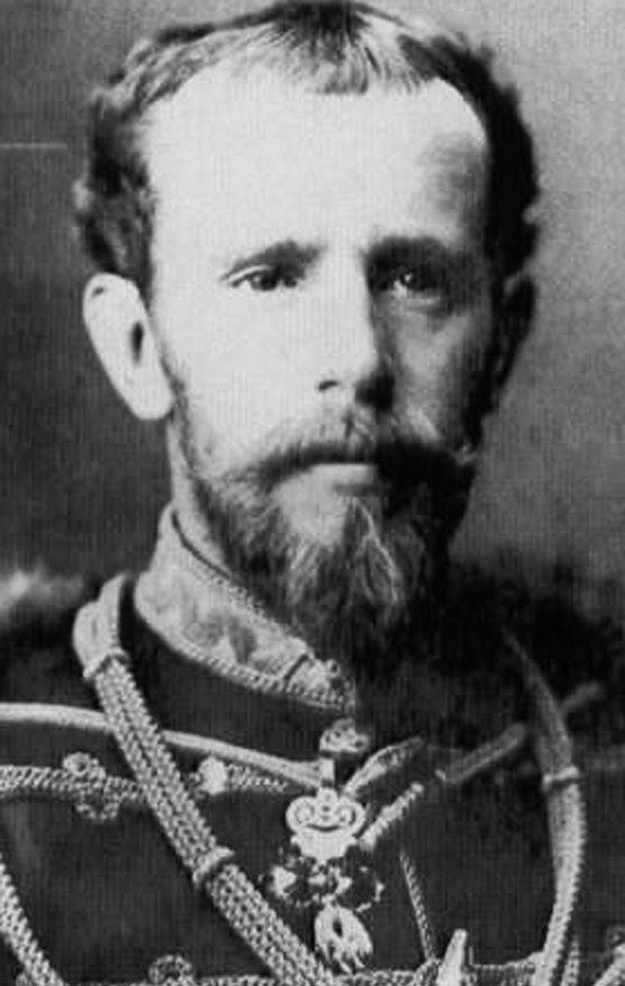Korunní princ Rudolf.