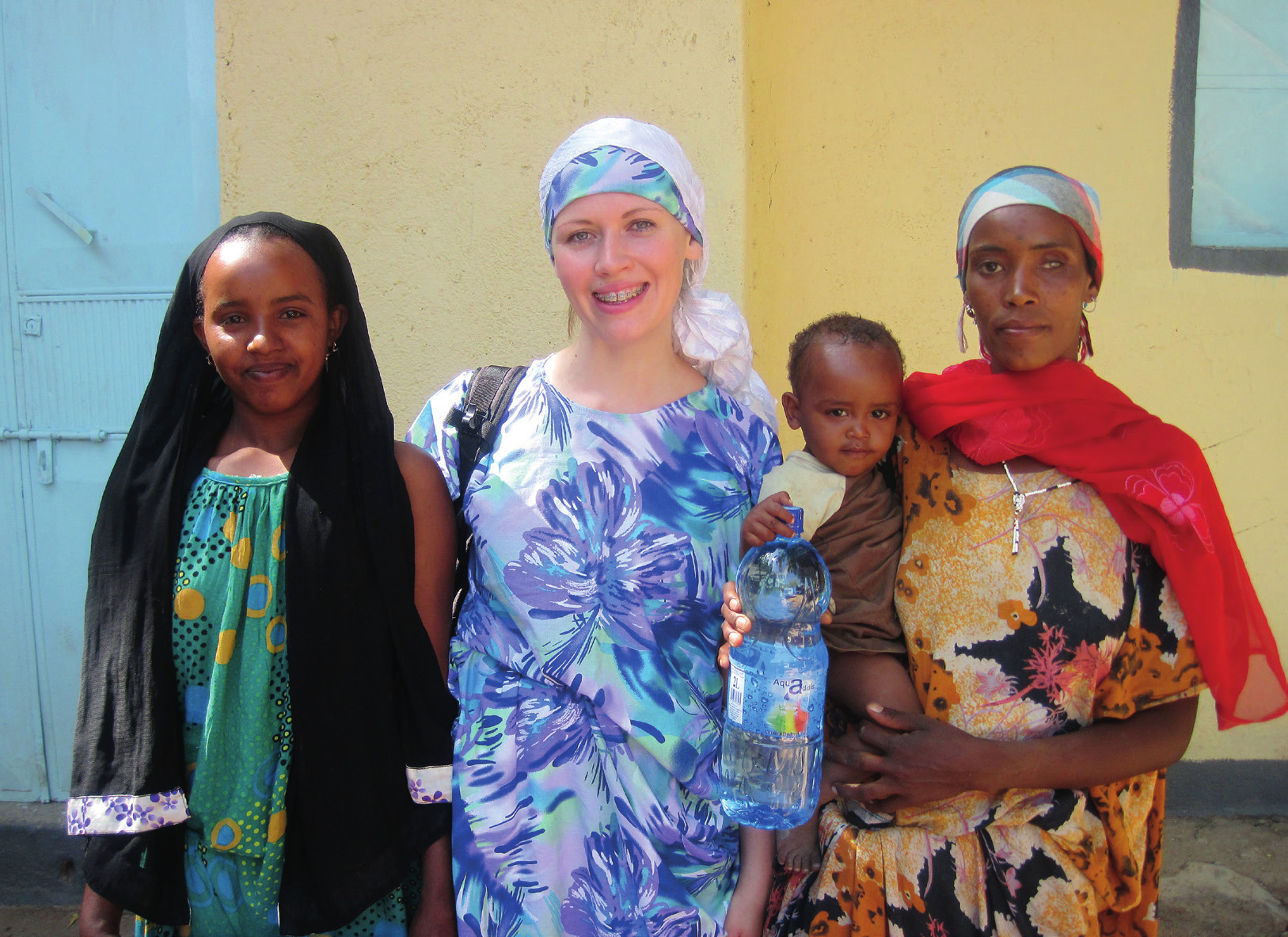 Mise v Etiopii 2012