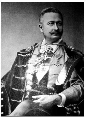 Hrabě Géza Zichy