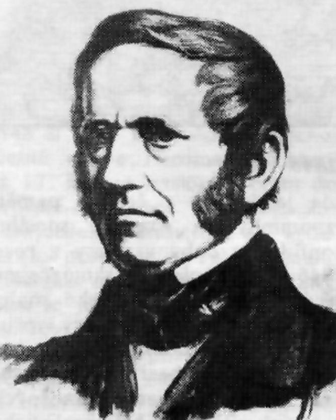 František Palacký v kresbě Soběslava Pinkase