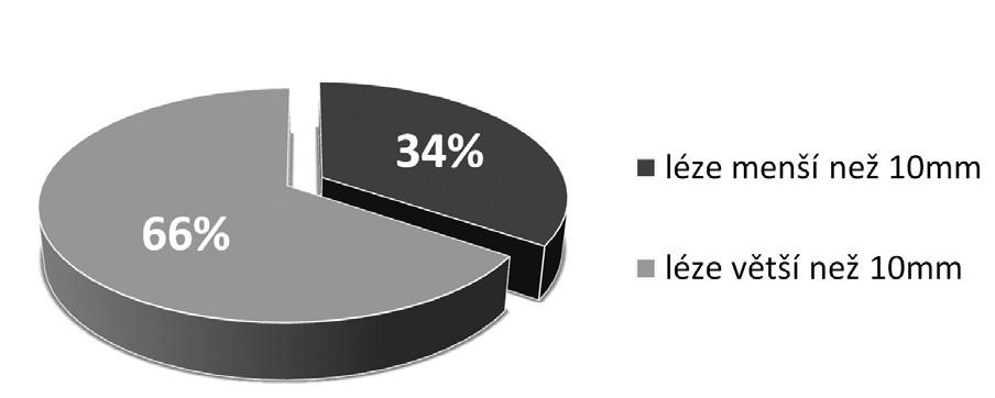 Výsledky vyšetření v roce 2012