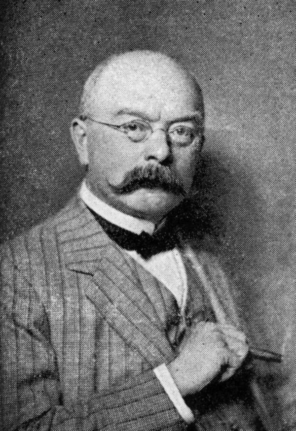 Ferdinand Pečírka.